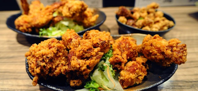Satisfy your karaage craving