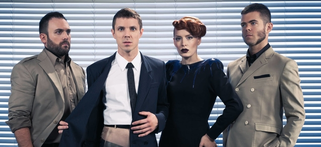 Scissor Sisters: the interview