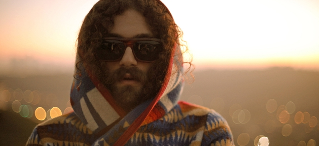 The Gaslamp Killer: the interview