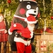 Photo of the day: Kumamon meets Santa