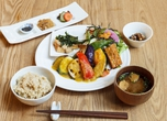 Forty ingredients in one dish at Tamana Shokudo