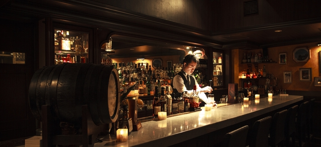 Where to drink Japanese whisky in Tokyo